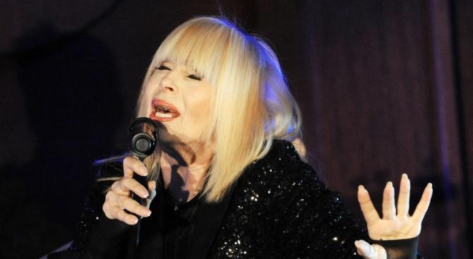 Примата на българската естрада Лили Иванова ще пее на концерта