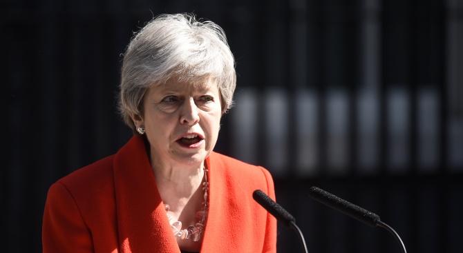 Вече седем станаха британските политици, които открито заявиха намерението си