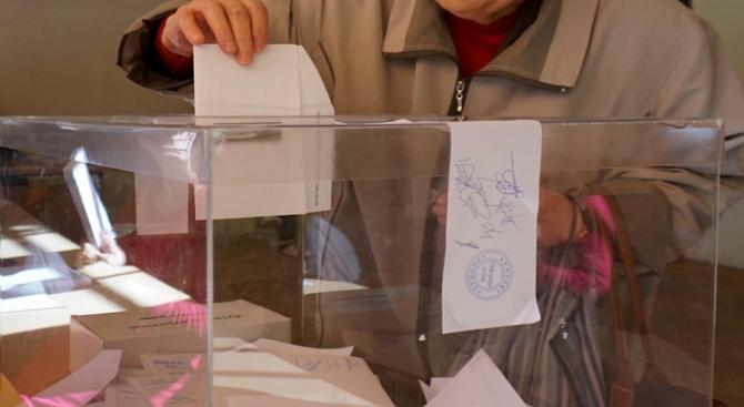 Общият брой на избирателите в община Стара Загора е 142