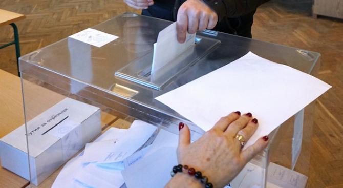 В Плевен и региона изборният ден започна нормално - 386