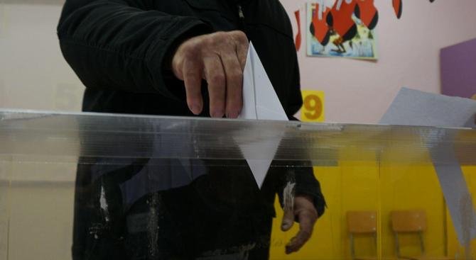 В област Сливен изборният ден започна нормално и в спокойна