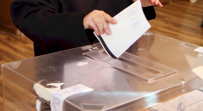 Изборният ден в област Русе започна нормално, като до 7,40