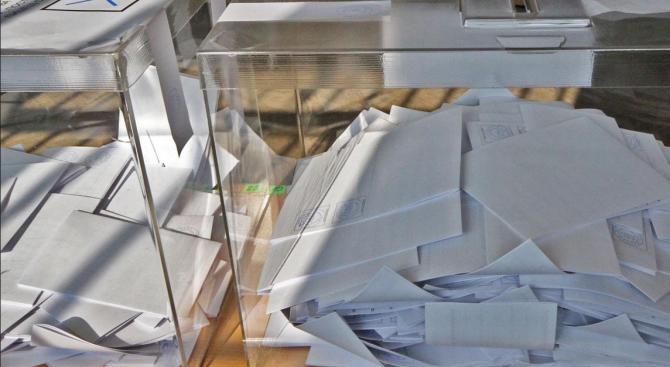 В Бургаско изборният ден започна нормално в 734 секции. Към