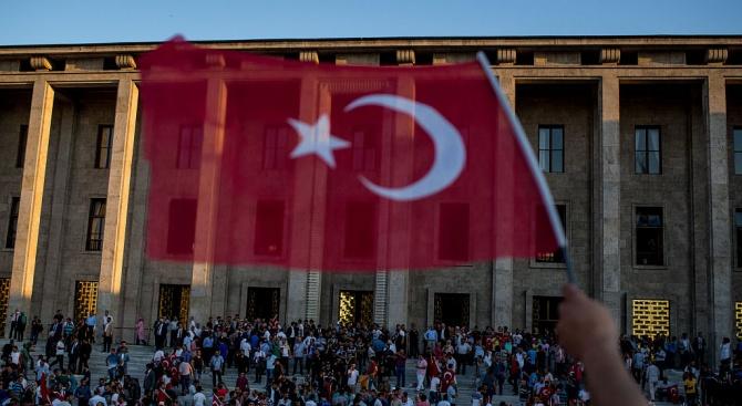 Турци: Искаме на Марс!