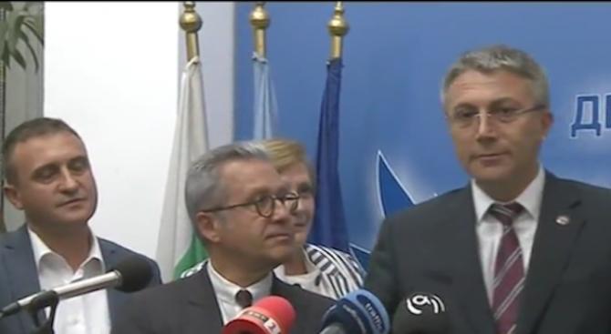 Карадайъ: Ходил съм в Брюксел, ще продължавам да ходя като председател на ДПС