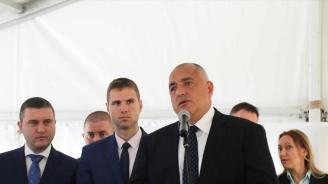 Бойко Борисов: Имаме 100-милионни инвестиции, опонентите ни да си мълчат