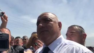 Борисов: Като отиде в Гърция, българинът си плаща, а тук иска всичко да му е без пари