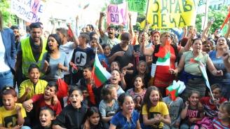 Ромите в Бургас на бунт заради спряна вода