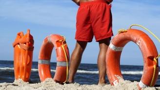 Спасители в Слънчев бряг вече посрещат туристи