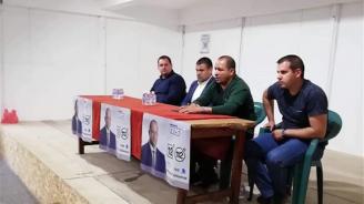 Младен Шишков се срещна с жители на селата Шишманци и Чалъкови