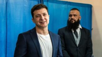Украинският президент си плати глобата за бюлетината