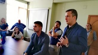 Николай Диков: Посланието ни е точно и ясно – Европа работи за Стара Загора