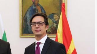 Пендаровски подписа 21 закона, които бившият президент Георге Иванов не беше