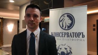 Кристиян Шкварек пред Novini.bg: Категорично ще работя за еманципацията на България вътре в ЕС