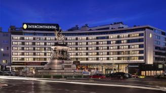 Галакси Инвестмънт Груп с награда за реновацията на InterContinental Sofia