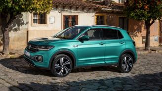 Запознайте се с T-Cross - новата звезда в семейството на Volkswagen