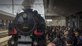 БДЖ осигурява над 8000 допълнителни места във влаковете за почивните дни