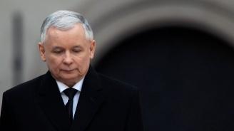 Партията на Льо Пен е свързана с Москва, заяви Качински