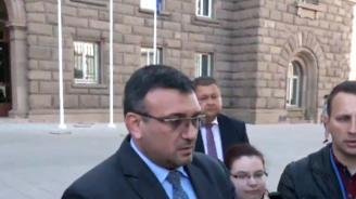 Младен Маринов: Не бива МВР да се въвлича в опити за предизборни скандали