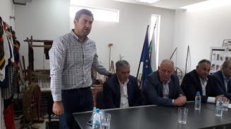 Андрей Новаков в Доспат: Никой не е правил толкова много за България колкото ГЕРБ и затова заслужаваме да сме победители на изборите