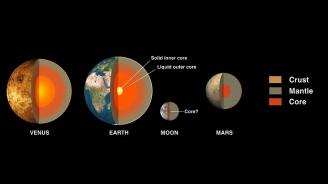 Земната мантия не изглежда като в учебниците