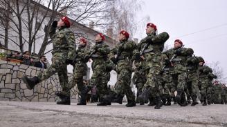 19 са новоприетите военнослужещи в 101-ви алпийски полк – Смолян