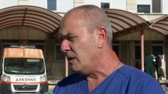 Простреляната жена в Шумен е в стабилно състояние