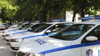 С четири нови автомобила е обновен автопаркът на ОДМВР-Силистра