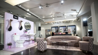 Roca организира стилно суинг парти за новата си винтидж колекция Carmen