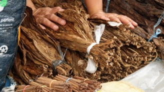 292 килограма нарязан тютюн без акцизен бандерол иззеха в Плевен