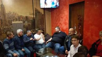 Делян Пеевски с публична изява преди евроизборите