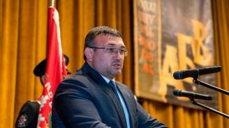 Младен Маринов поздрави курсантите в Академията на МВР за 24 май