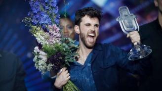 Сбъркаха резултатите от финала на Евровизия