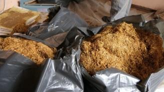 80 кг нелегален тютюн за пушене задържаха в Ловеч