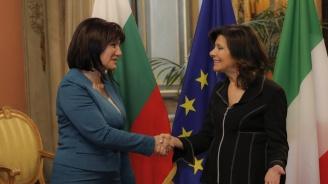 Италия ни подкрепя за еврозоната и Шенген