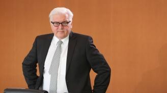 Президентът на Германия:  Безсилието е отрова за демокрацията