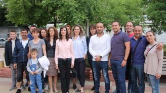 Мария Габриел към жители на Димитровград: Гласувайте за ГЕРБ с номер 12 в бюлетината, за да пребъде силна България в обединена Европа