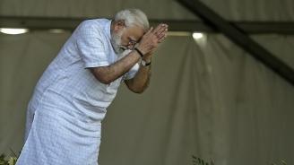 Индийският премиер спечели вота за парламент