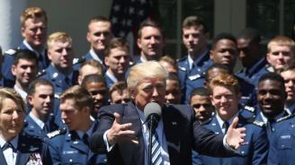 Доналд Тръмп: Пращам 1500 военни в Близкия изток