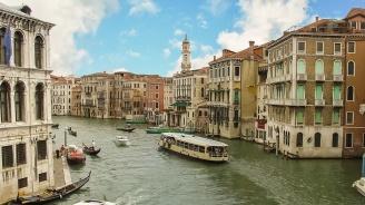 Най-новите графити на Банкски във Венеция
