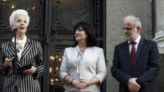 Цвета Караянчева награди Райна Кабаиванска по случай 24 май