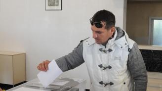 Без сериозни нарушения започна денят на евровота в Кюстендил