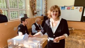 Проф. Мариела Модева: Гласувах за нов старт на социална Европа