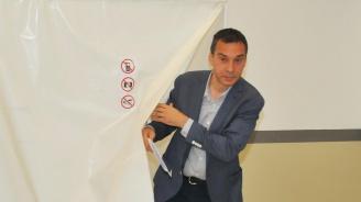Димитър Николов: Гласувам за силен Бургас в Европа