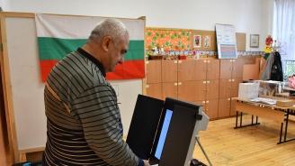 Проблем с машините за гласуване в няколко области