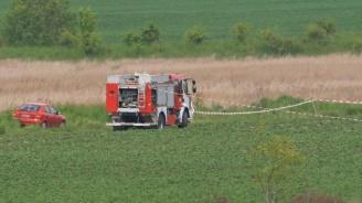 Самолет падна край Ихтиман, двама загинаха