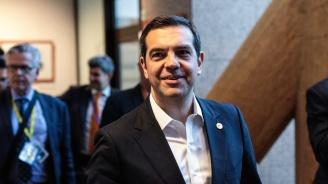 Алексис Ципрас: Днес е ден на отговорност