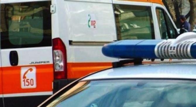 Полицията разследва палеж на лек автомобил