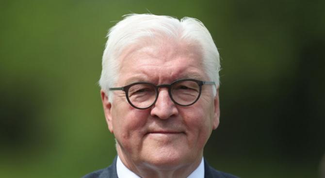 Германският президент Франк-Валтер Щайнмайер активизира връзките с централноазиатската република Узбекистан