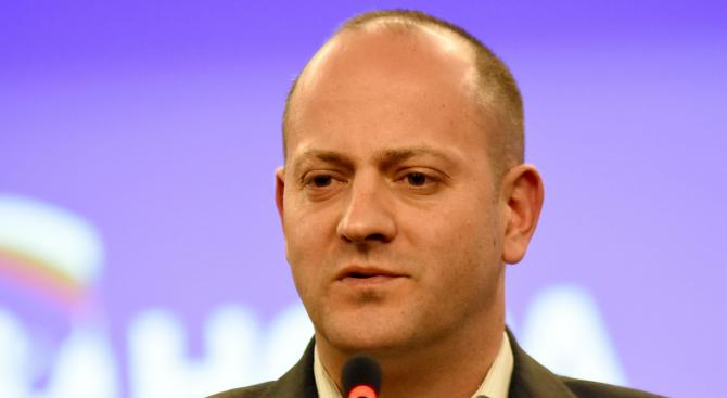 Радан Кънев с коментар за оставането на Делян Пеевски в българския парламент